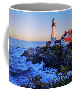 Portland Head Light II Coffee Mug