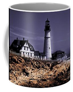 Portland Head Lighthouse Coffee Mug