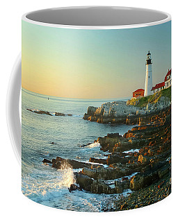 Portland Maine Coffee Mugs