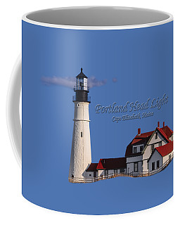 Portland Head Light No. 43 Coffee Mug