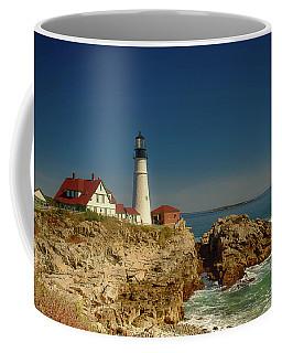 Portland Head Lighthouse 2 Coffee Mug