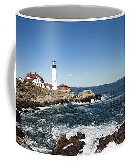 Portland Head Lighthouse Maine Coffee Mug