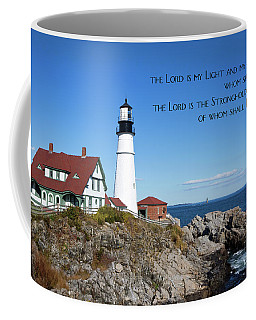 Portland Head Lighthouse Coffee Mug