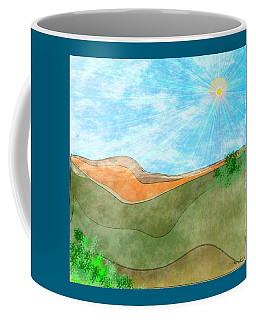 Portland Hills 2 Coffee Mug