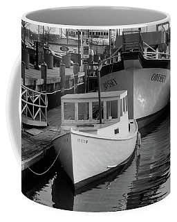 Coffee Mug featuring the photograph Portland, Maine  by Trace Kittrell