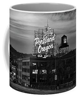 Portland Signs Coffee Mug