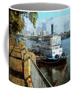 Portland Sunday Walk Coffee Mug