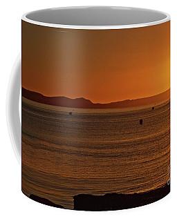 Portland Sunrise Coffee Mug by Stephen Melia