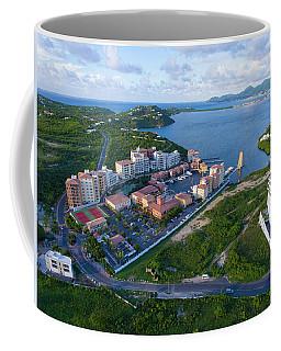 Porto Cupecoy Marina Coffee Mug