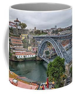 Porto Portugal Luis I Bridge Coffee Mug