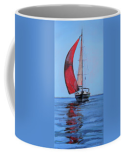 Portobello Belle Coffee Mug