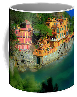 Portofino Park Bay Coffee Mug