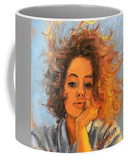 Portrait Demo 5 Coffee Mug