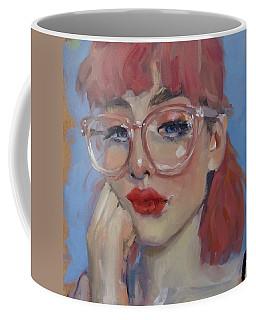 Portrait Demo Three Coffee Mug