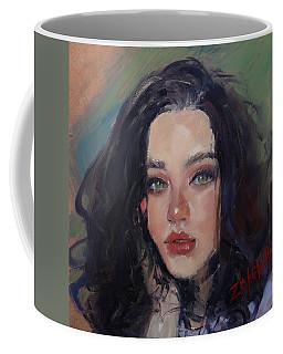 Portrait Demo Two Coffee Mug