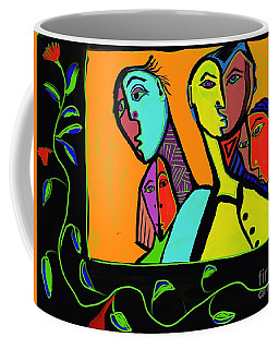 Portrait Coffee Mug