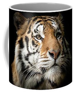 Portrait Of A Bengal Tiger Coffee Mug
