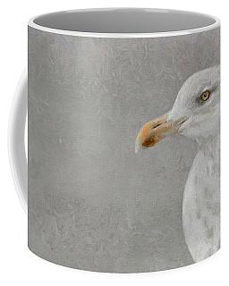 Portrait Of A Gull Coffee Mug
