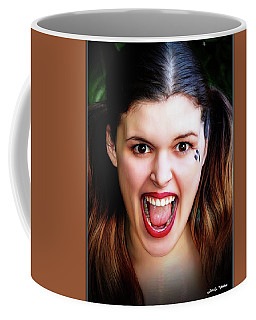 Portrait Of A Harlequin Coffee Mug