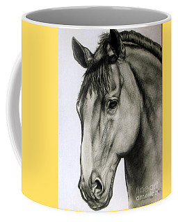 Portrait Of A Horse Coffee Mug