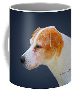Portrait Of A Jack Russel Coffee Mug
