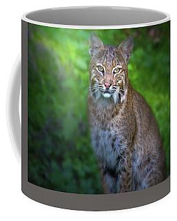 Portrait Of A Lady Coffee Mug by Mark Andrew Thomas