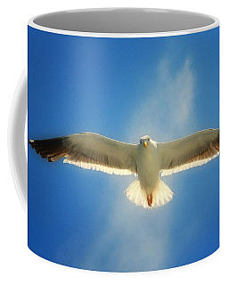 Portrait Of A Seagull Coffee Mug