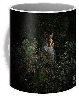 Portrait Of A Squirrel Coffee Mug