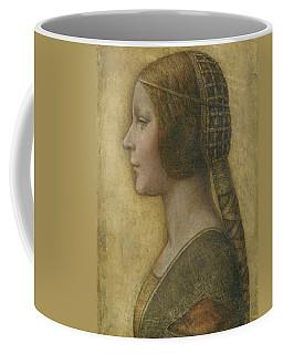 Portrait Of A Young Fiancee Coffee Mug