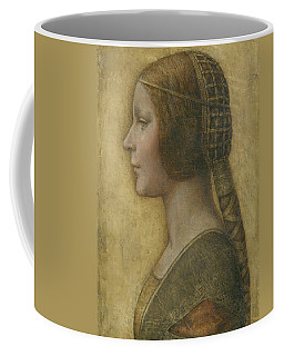 Portrait Of A Young Fiancee Coffee Mug