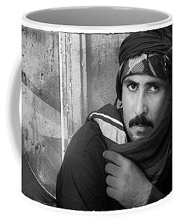 Portrait Of An Arab Man Coffee Mug