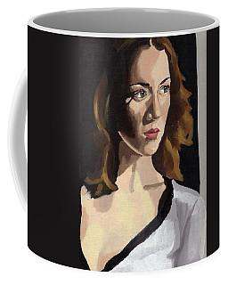 Portrait Of Becca Coffee Mug