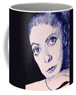 Portrait Of Catherine Coffee Mug