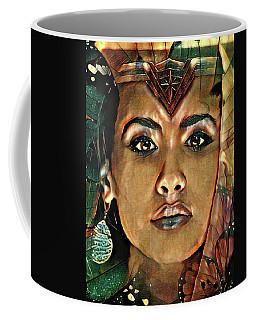 Portrait Of Cleopatra Coffee Mug