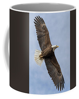 Portrait Of Freedom's Flight Coffee Mug