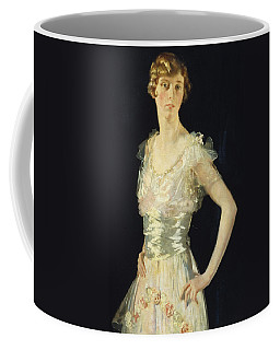 Portrait Of Gardenia Coffee Mug