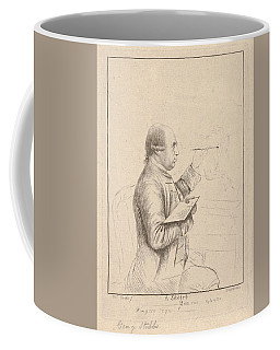 Portrait Of George Stubbs By James Bretherton Coffee Mug