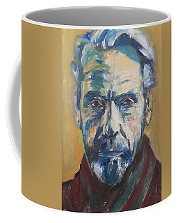 Portrait Of Jeremy Coffee Mug