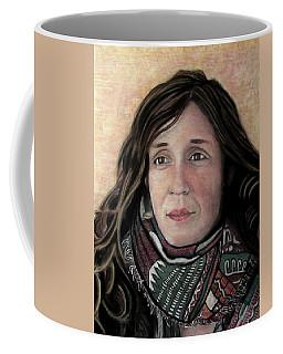 Portrait Of Katy Desmond, C. 2017 Coffee Mug