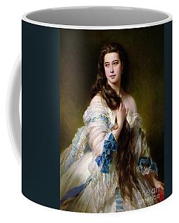 Portrait Of Madame Rimsky Korsakov Coffee Mug