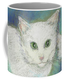 Portrait Of Misty Coffee Mug