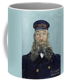 Portrait Of Postman Roulin Coffee Mug