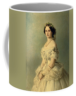 Portrait Of Princess Of Baden Coffee Mug