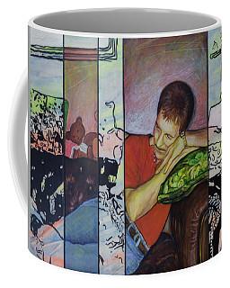 Portrait Of Randy Williams Coffee Mug