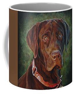 Portrait Of Remington 0094_2 Coffee Mug