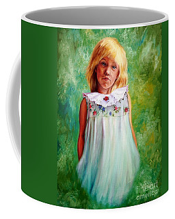 Portrait Of Sara Coffee Mug
