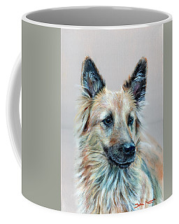 Portrait Of Sasha Coffee Mug