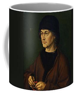 Portrait Of The Artist's Father  Coffee Mug