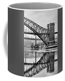 Portrait Of The Hellgate Coffee Mug