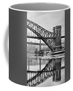 Portrait Of The Hellgate Coffee Mug
